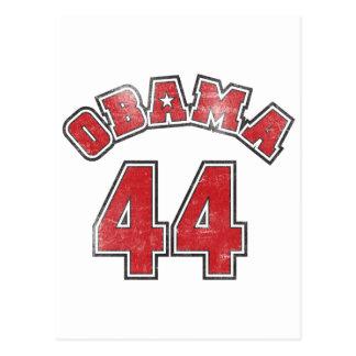 Team Obama - 44th President Postcard
