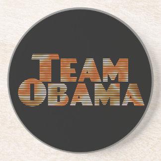Team Obama Coaster