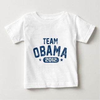 team obama light shirt