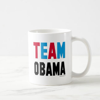 Team Obama Merch Mugs