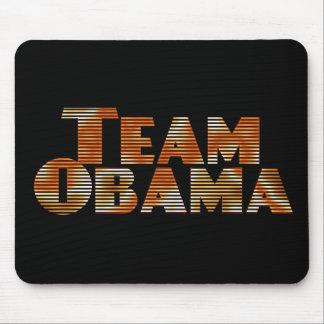 Team Obama Mousepad