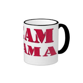 Team obama coffee mug