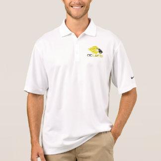 TEAM OC LIONS- Men's Nike Dri-FIT Pique Polo Shirt