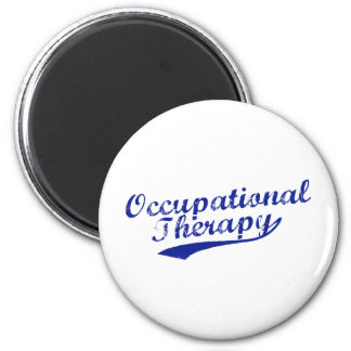 Team Occupational Therapy 2 Inch Round Magnet