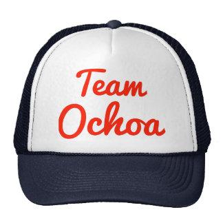 Team Ochoa Trucker Hat