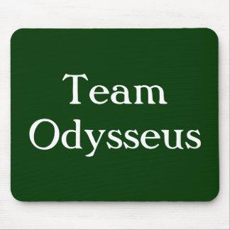 Team Odysseus Mouse Pad