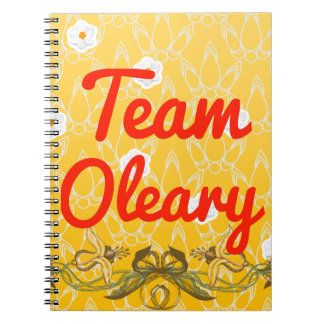Team Oleary Notebook