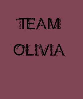TEAM OLIVIA- The Dominion of Light Shirts