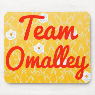 Team Omalley Mouse Pad