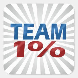 Team One Percent, Anti-Occupy Stickers