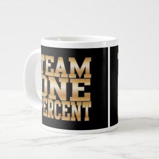 Team One Percent, Get Rich Giant Coffee Mug