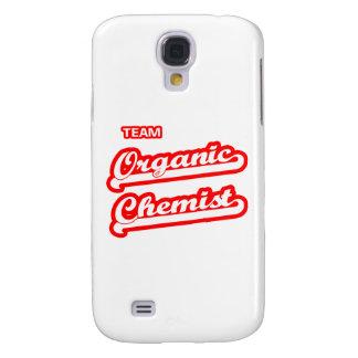 Team Organic Chemist Galaxy S4 Covers