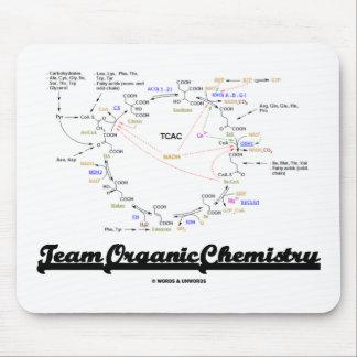 Team Organic Chemistry (Krebs Cycle - TCAC) Mouse Pad