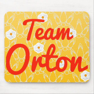 Team Orton Mouse Pad