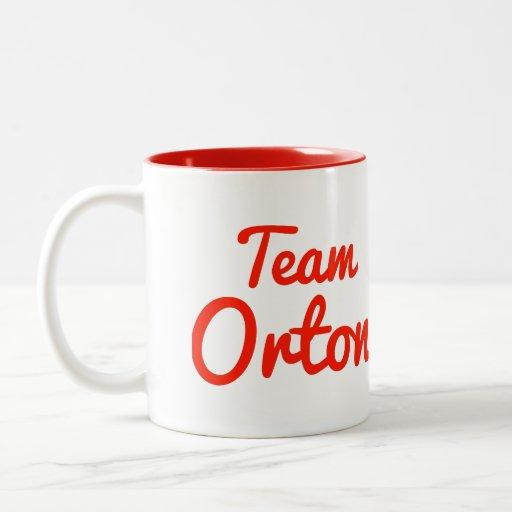 Team Orton Mug
