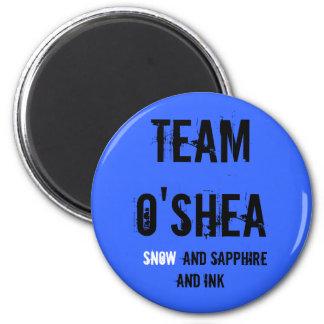 TEAM O'SHEA REFRIGERATOR MAGNET