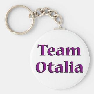 Team Otalia Keychain
