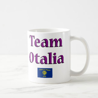 Team Otalia Oregon Mug