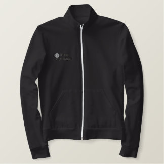 TEAM OUTRAGE / MOSCO ZIP UP HOODLESS SK8ER JACKETS
