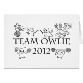 Team-owlie-2012 Card