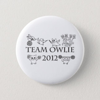 Team-owlie-2012 Pinback Button