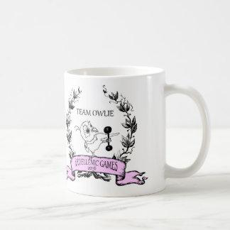 Team Owlie 2016 Coffee Mug