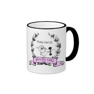 Team Owlie 2016 Ringer Mug