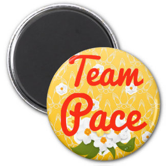 Team Pace Magnets