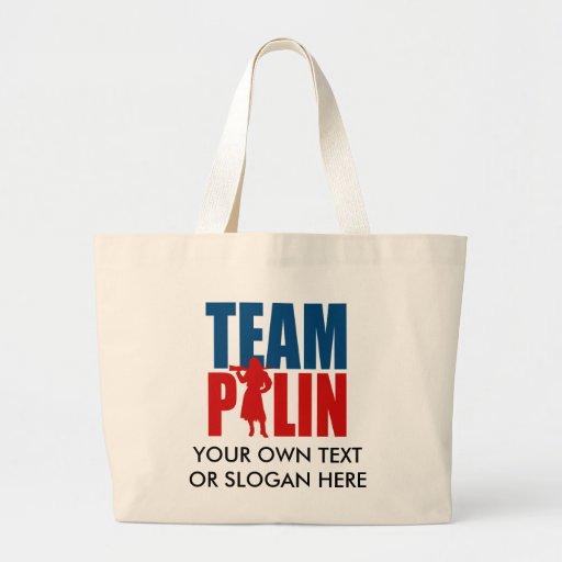 TEAM PALIN -- BAG