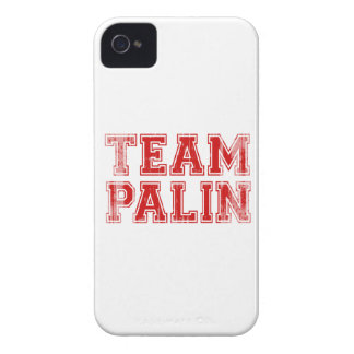 Team Palin Collegiate 1 Faded.png Case-Mate iPhone 4 Cases