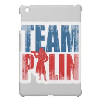 TEAM PALIN -- outline Faded.png iPad Mini Cases