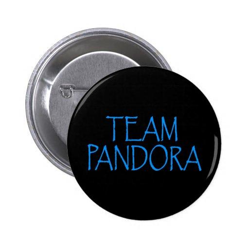 Team Pandora, Pandora or Bust 2 Inch Round Button