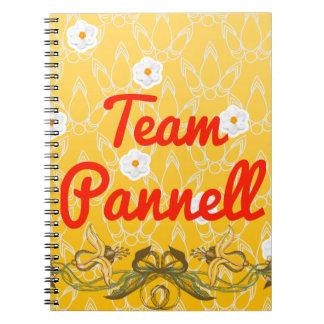Team Pannell Notebook
