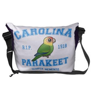 Team Parakeet Messenger Bag