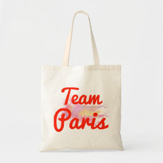 Team Paris Bag