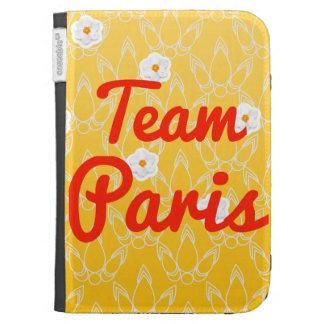 Team Paris Kindle 3 Covers