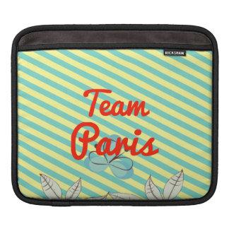 Team Paris Sleeve For iPads