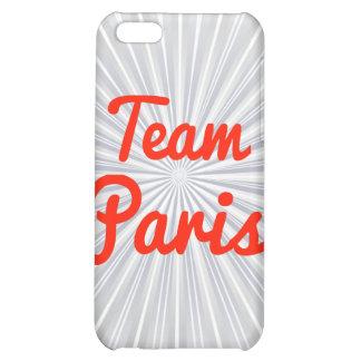Team Paris Cover For iPhone 5C