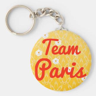 Team Paris Keychain