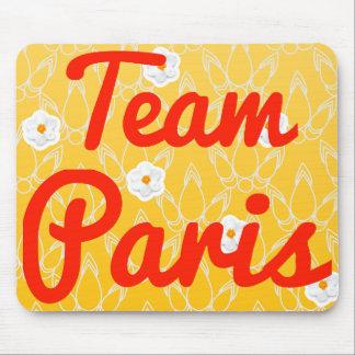 Team Paris Mouse Pad