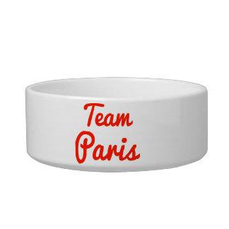 Team Paris Cat Water Bowl