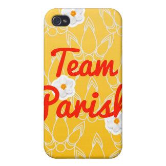 Team Parish iPhone 4 Covers