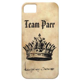 Team Parr - Catherine Parr Signature and Crown iPhone SE/5/5s Case