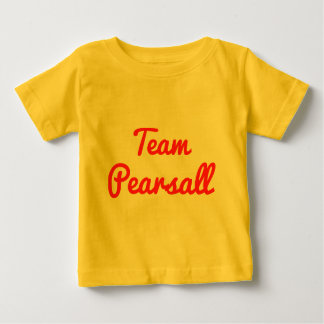 Team Pearsall Baby T-Shirt