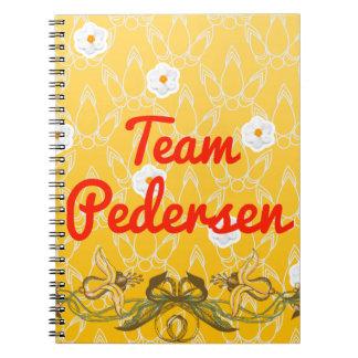 Team Pedersen Journals