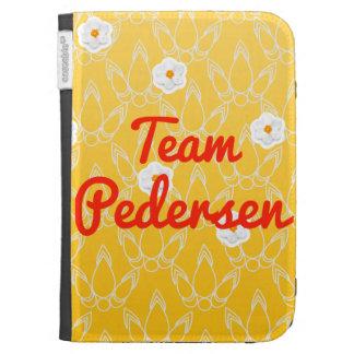 Team Pedersen Kindle Folio Cases
