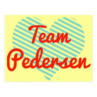 Team Pedersen Post Cards