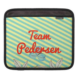Team Pedersen Sleeve For iPads