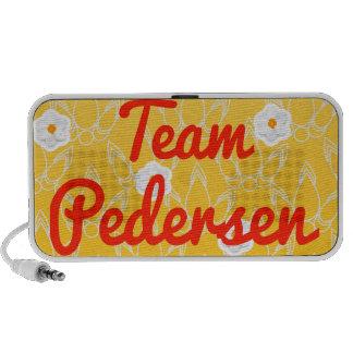 Team Pedersen Travelling Speaker