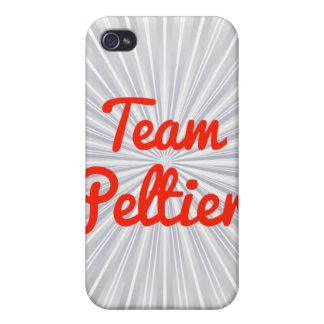 Team Peltier Covers For iPhone 4